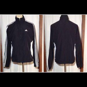 Women's Size M Adidas WindBreaker Jacket